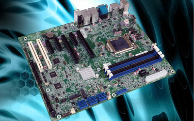 iEi Integration IMBA-Q370 industrial ATX motherboard