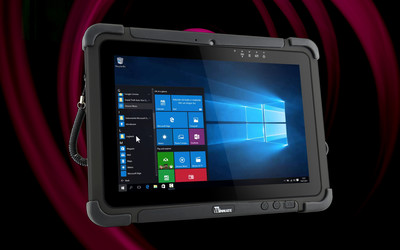 Winmate M101S rugged tablet PC