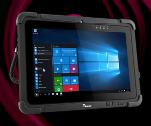 Bst pr winmates s m101s high performance tablet pc