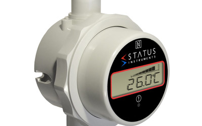 Status Instruments DM650 series pressure, temperature and voltage indicators