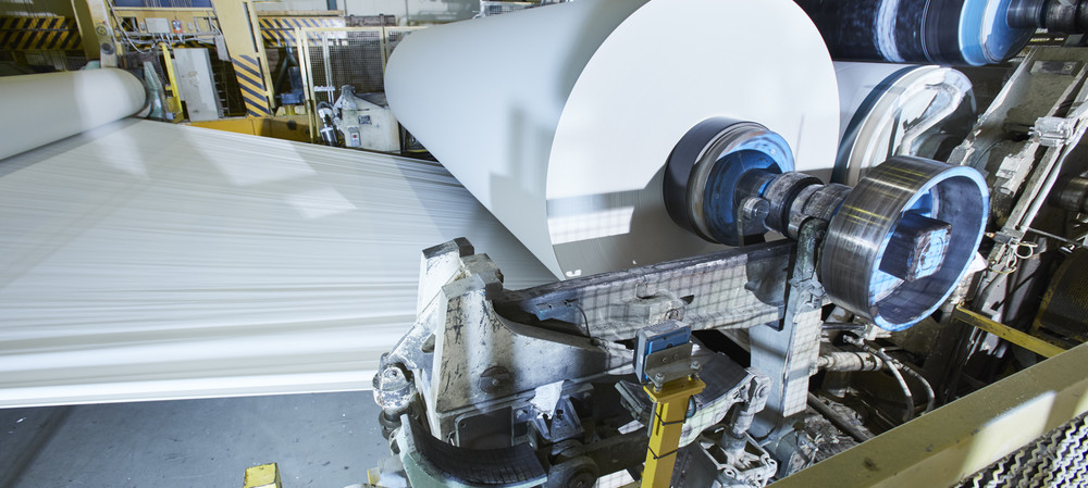 RFID technology ensures accurate paper production