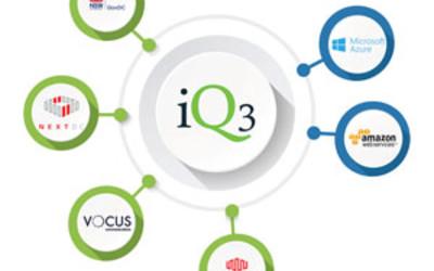 iQ3 Cloud Compute cloud infrastructure