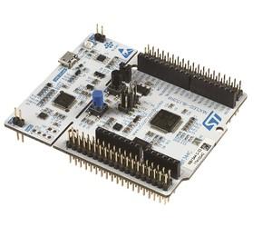 Stm8 nucleo 64 board image