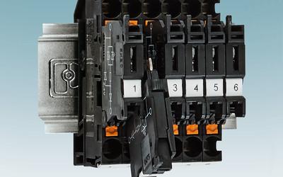 Phoenix Contact PT 4-HE-ILA 100 current indicator terminal