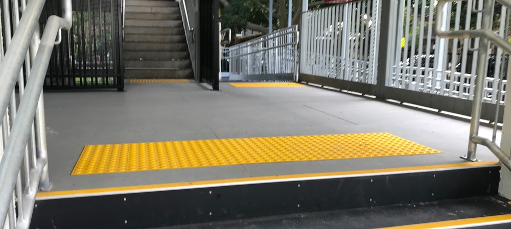 Implementing anti-slip flooring to boost safety