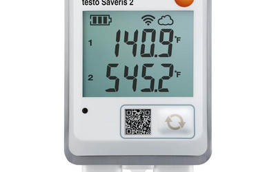Testo Saveris 2 T3 Wi-Fi Data Logger System
