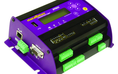 DataTaker DT80 series multipurpose data logger
