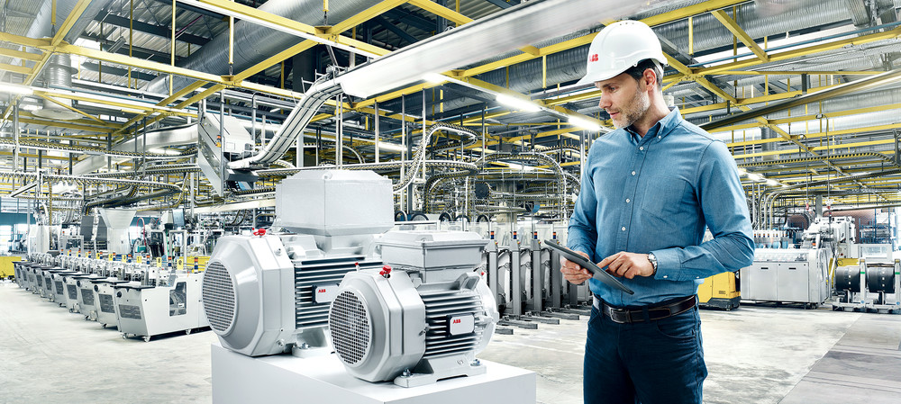 The benefits of saving energy for manufacturers