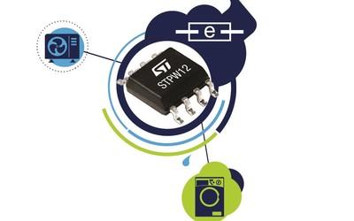 STMicroelectronics STPW12 programmable electronic power breaker