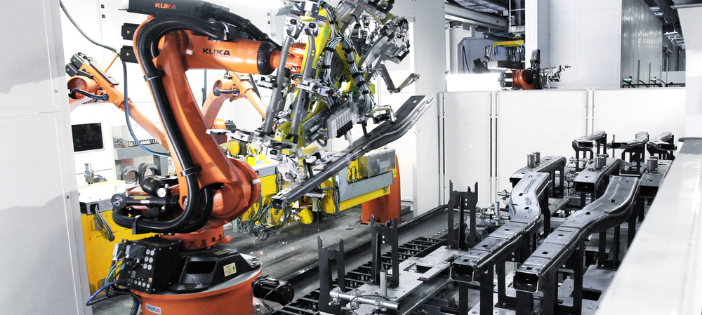 The future of production intralogistics: the final frontier for manufacturing optimisation