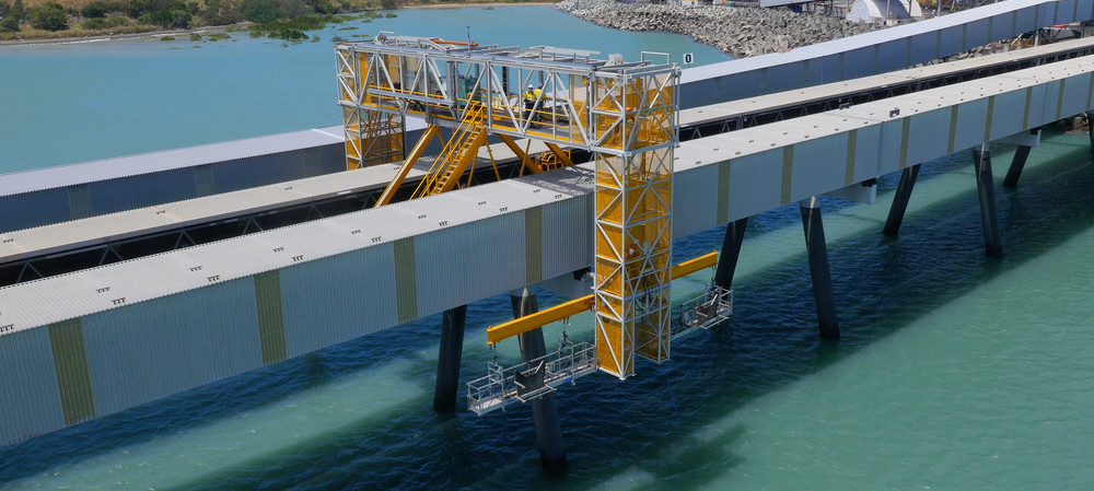 Safe jetty access implemented at coal terminal