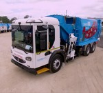 Cleanaway waste management fleet arrives on the central coast