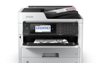 Epson WorkForce Pro WF-C579R and WF-C529R A4 colour printers