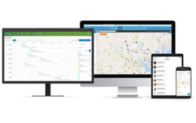 Verizon Connect GPS fleet tracking software