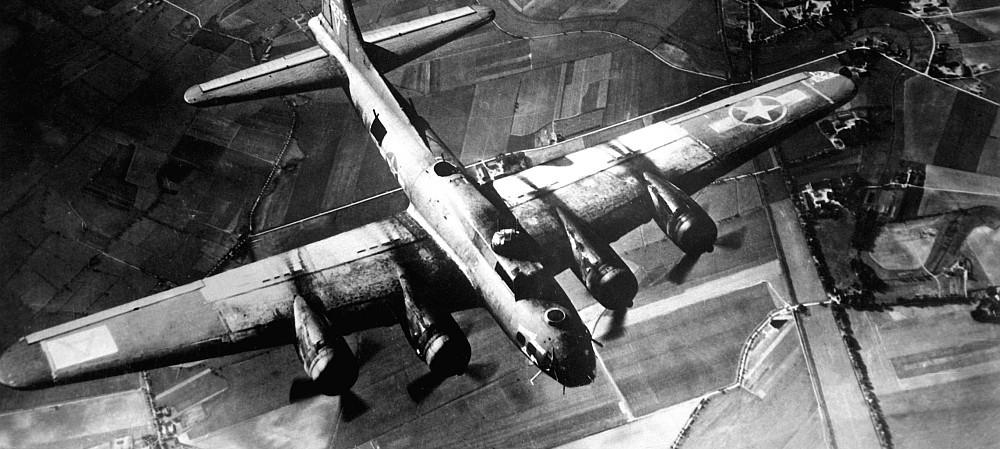 WWII bombing raids disturbed the ionosphere