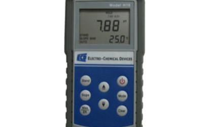 ECD H10C handheld conductivity, salinity, TDS and temperature meter