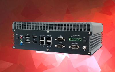 SINTRONES ABOX-5100 Series with AI GPU compute capability