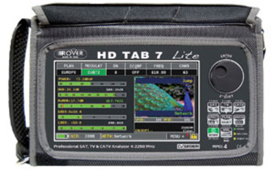 Rover HD Tab 7 Lite Tablet Analyser