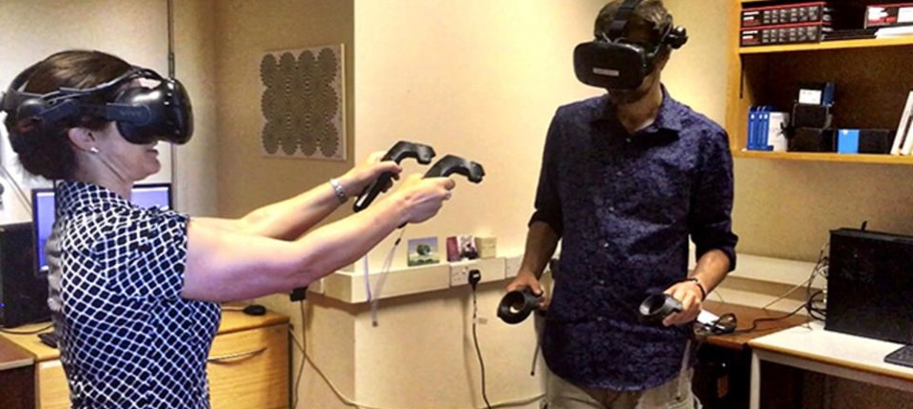 How virtual reality can change the way we see our molecular world