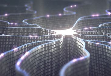 Measurement data on the lookout for artificial intelligence