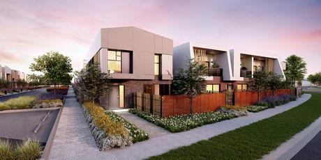 Passive house external