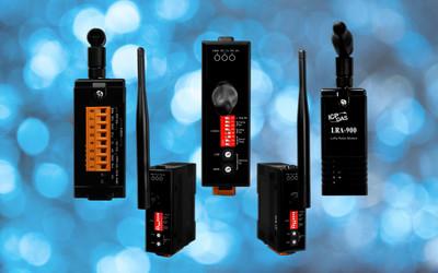 ICP DAS LRA-900 RS-232/RS-485 to LoRa radio modem