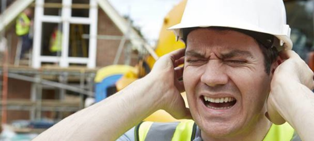 Power tools and hearing loss