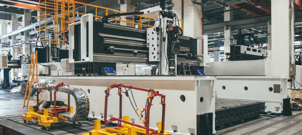 Minutes instead of days: energy chains reduce the assembly time of machining centres