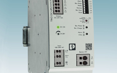 Phoenix Contact TRIO combined UPS and power supply