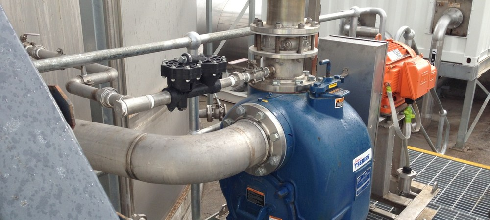 Finding a safer way to pump wastewater