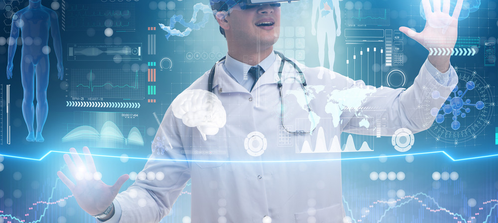 How virtual reality is changing health care