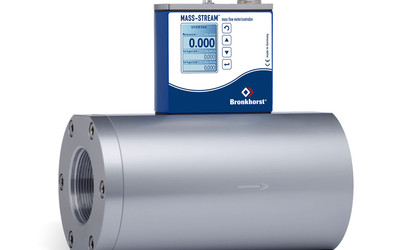 Bronkhorst MASS-STREAM mass flow meters for gases
