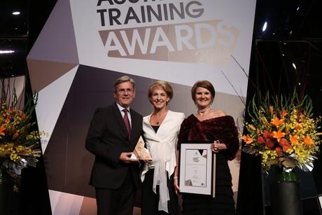 Siemens wins training award for Industry 4 0 apprenticeships