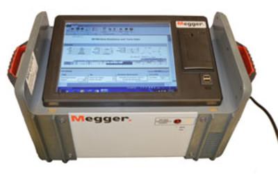 Megger MWA330A Transforming Winding Analyser