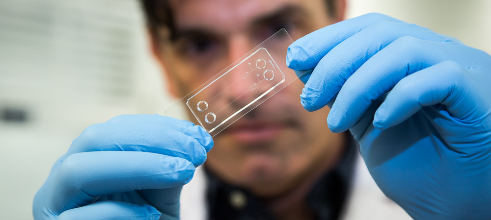 Better blood analysis with lab-on-a-chip devices