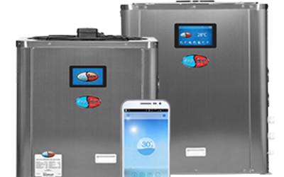 EvoHeat Advanced EVO DHP-R pool heat pump range