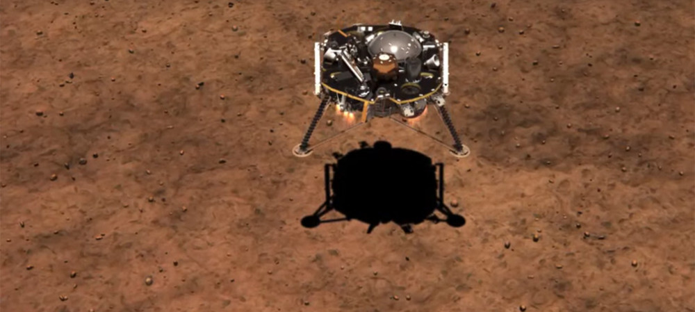 Multiple milestones for Mars missions
