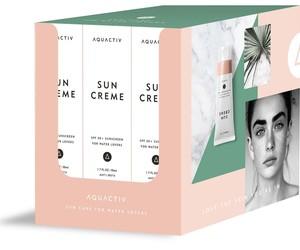 Aquactiv sun creme carton generic ii