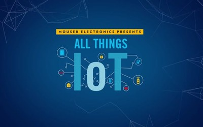 All things iot   mouser electronics
