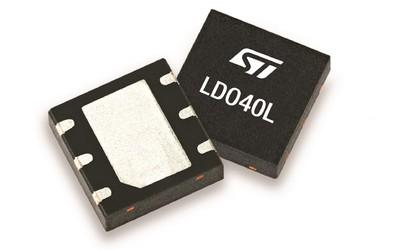 STMicroelectronics LDO40L low-dropout regulator