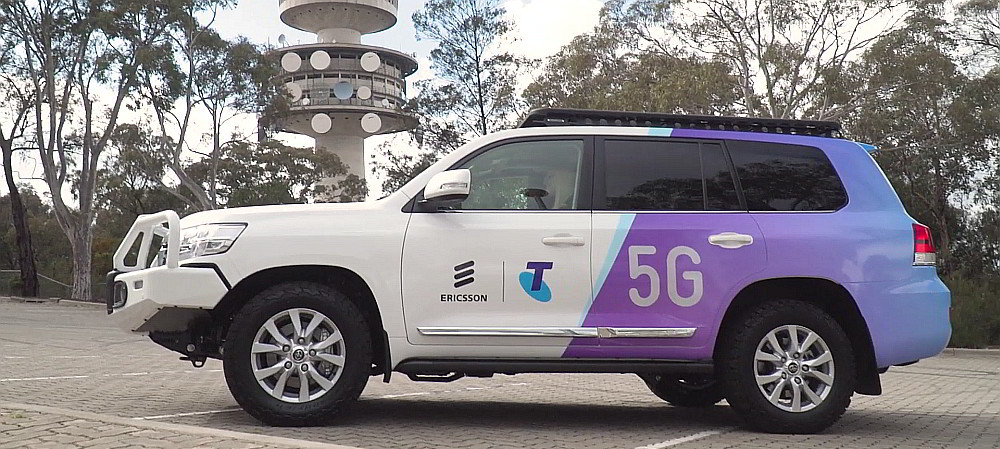 Telstra signs 5G device exclusives