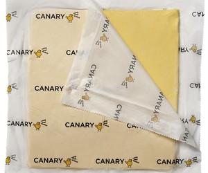 Canary butter sheets