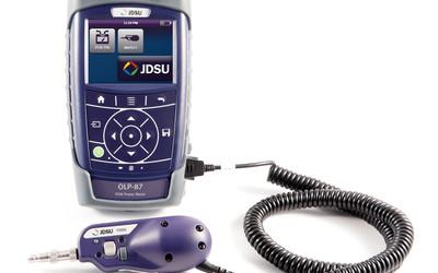 JDSU OLP-87 PRO SmartClass Fibre PON Power Meter and Microscope