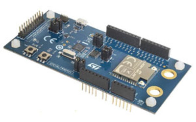 STMicroelectronics STEVAL-FKI001V1 dual-radio Bluetooth/LPWAN IoT development kit