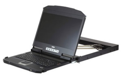ATEN CL3800 WideScreen LCD Console