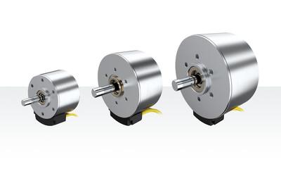 FAULHABER BXT series flat brushless DC servomotors