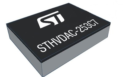 STMicroelectronics STHVDAC-253C7 smart-antenna controller