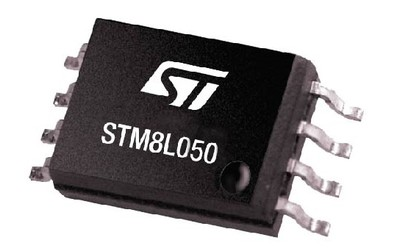 STMicroelectronics STM8L050 8-bit microcontrollers