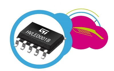 STMicroelectronics HVLED001B lighting controller