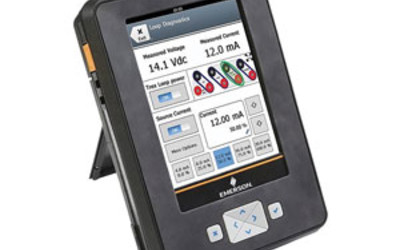 Emerson AMS Trex Device Communicator with HART & FFbus